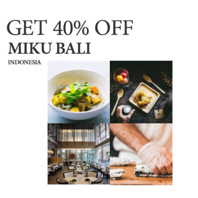 mike 40% off